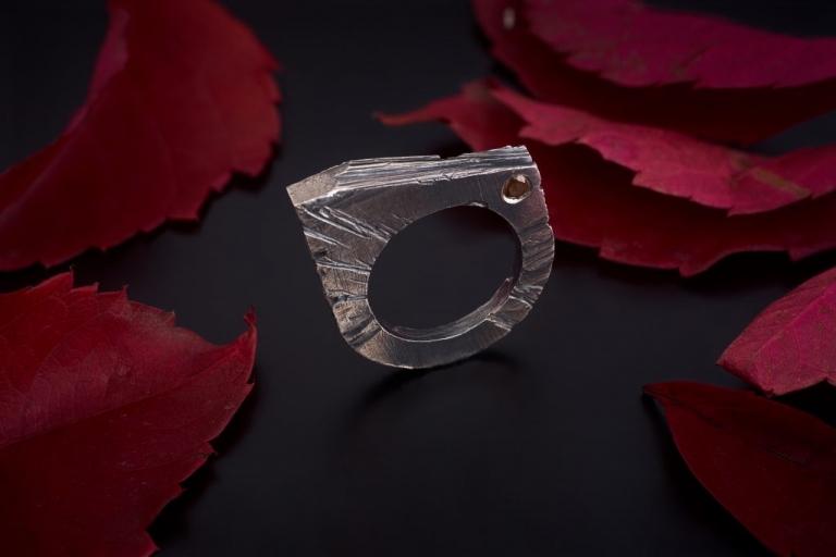 Silver age Fantasy collection Keep The Silence Jewellery Erika Kundavičiūtė