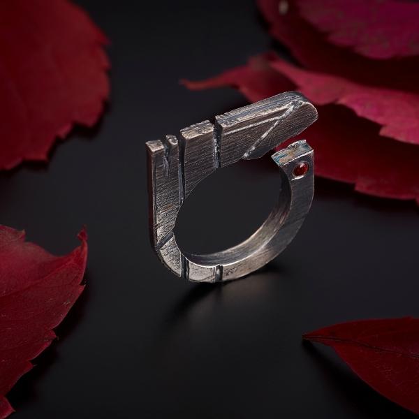 Geometrical Cut Keep The Silence Eria Kundavičiūtė Silver Age Fantasy