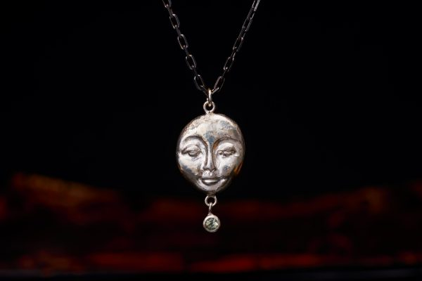 Erika Kundavičiūtė Keep The Silence Jewellery Rough Silver