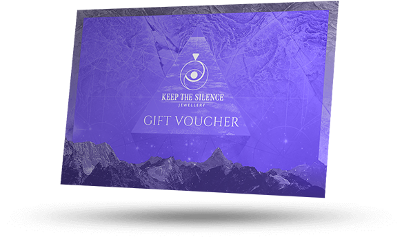 Keep The Silence Jewellery Gift Voucher